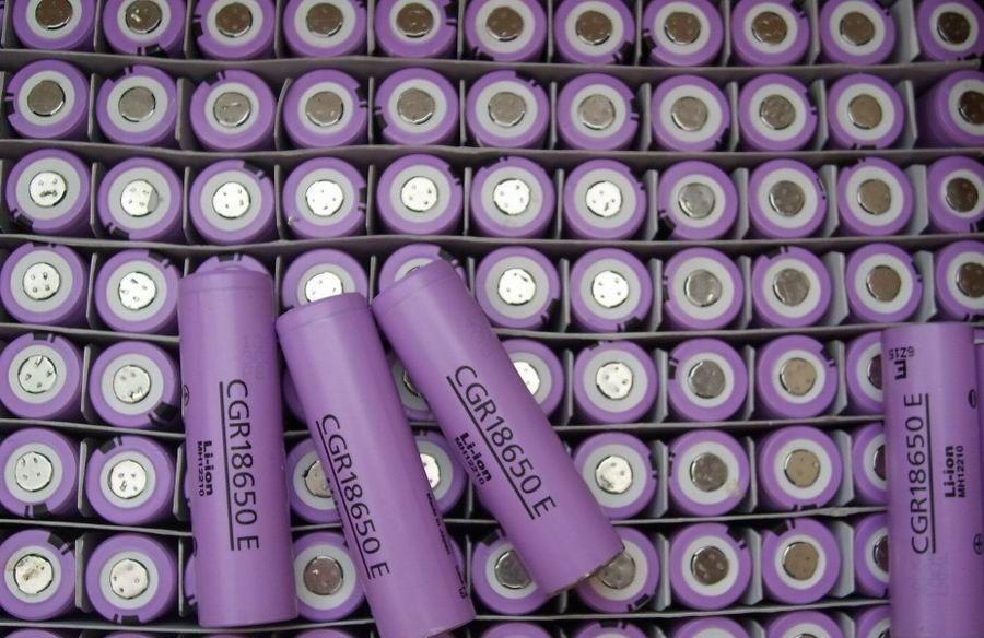 多家国内车企接触松下 拟使用18650钴酸锂电池