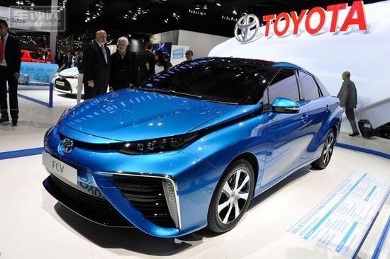 氢燃料电池车是废物利用 仍需储能锂电池支持