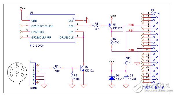 常见串口接口电路设计集锦