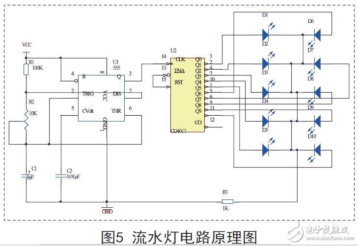 基于555定时器的多谐振荡器应用电路设计