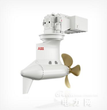 ABB推出新型Azipod®电力推进系统
