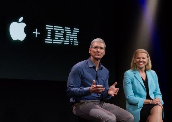 苹果与IBM的合作:能否携手走好后面的路?