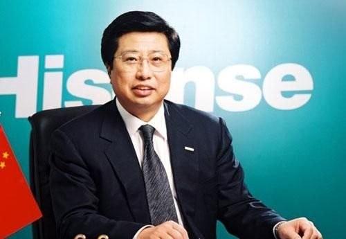 海信董事长周厚健:中国会出现世界级彩电巨头