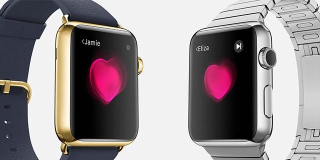 Apple Watch起步价$349 四月登录中国