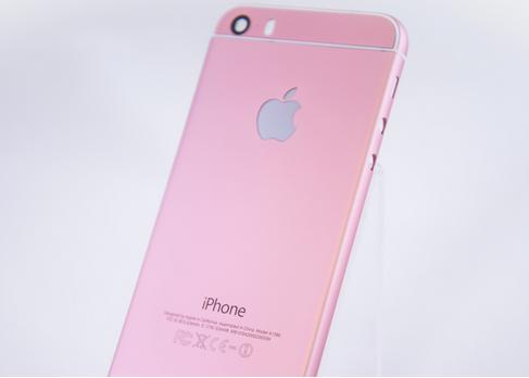 iPhone7除了采用Force Touch技术还要出粉色版?