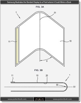 Samsung:2016 折叠智能手机将上市!