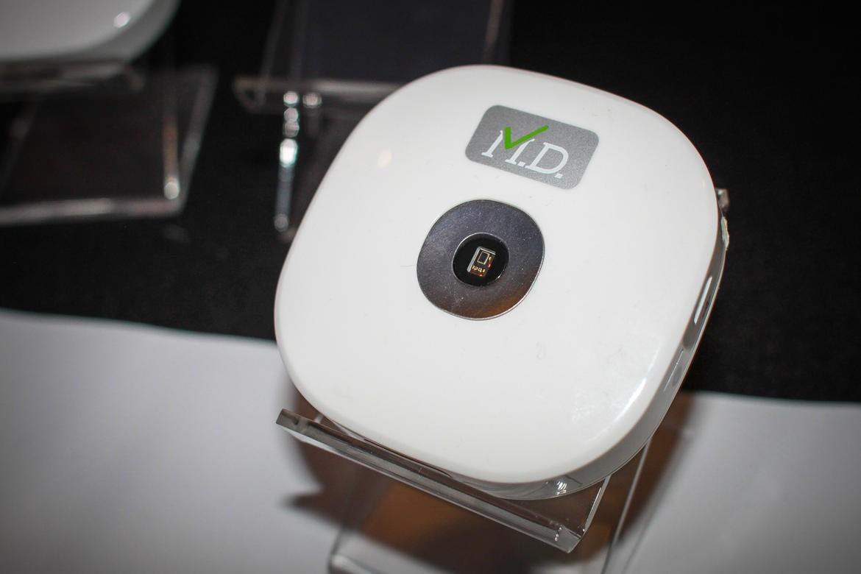 MD:世界上最小的五合一健康监测器