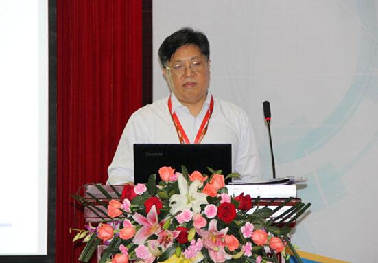 广州数控设备有限公司的研发主任陈其忠