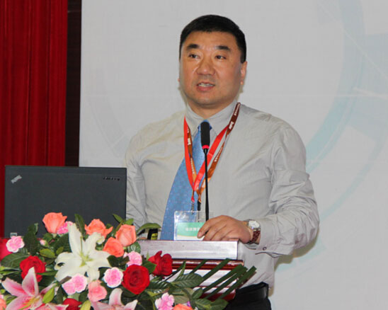 南京埃斯顿机器人工程有限公司副总经理吴蔚