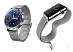 智能手表谁更惹人爱?华为Watch全面对比苹果Apple Watch