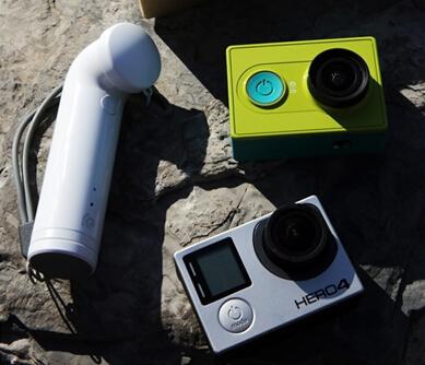 """小蚁运动相机对比Go Pro全面评测:399元""""山寨机""""强势逆袭?"""