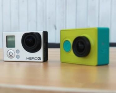 小蚁运动相机vs GoPro对比评测:399元低价不低质?(附视频)