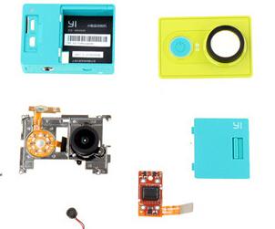 小蚁运动相机评测+拆解:399元只是玩具?(附视频)