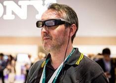 索尼智能眼镜将于3月发货 采用全息光学