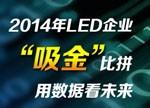 """2014年""""吸金""""数据 预估2015年LED企业胜算几何?"""