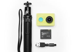 小米跨界玩相机 正式发布运动摄像机小蚁