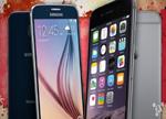 苹果iPhone 6对比三星Galaxy S6评测:不仅仅是拼做工!