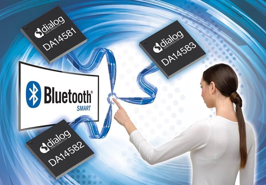 Dialog针对物联网应用扩充其Bluetooth Smart SoC产品系列