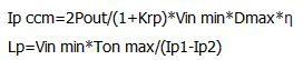 三种反激变压器峰值感量方式计算深究