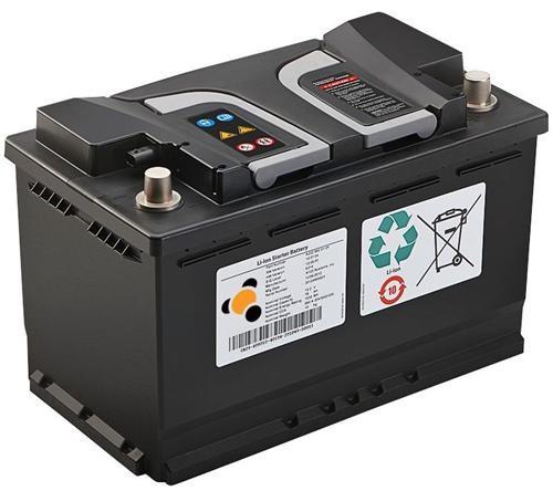 B456发布第三代12V锂电池 冷起动功率提升25%