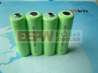 赢在哪里:锂电池对比镍氢电池
