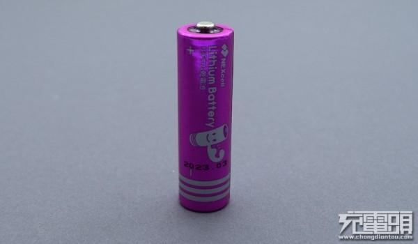 NEXcell 2900mAh五号铁锂电池曝光 续航很牛