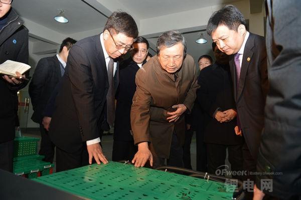 南京国轩动力锂电池项目落户六合区 投资15亿元正施工