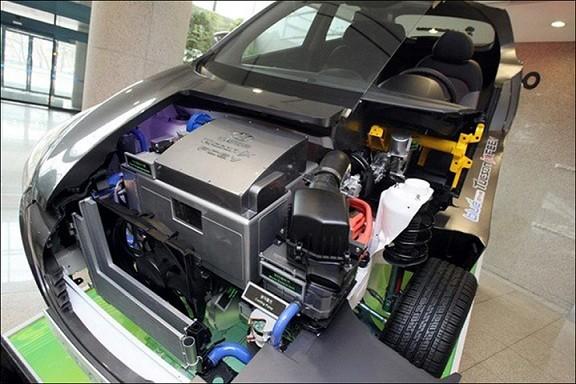 事件驱动性助力 燃料电池产业化可期