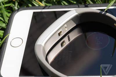 Jawbone Up3手环测评,多传感器的手环如何发挥优势