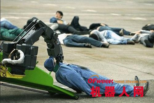 日本消防厅的救援机器人RoboCue