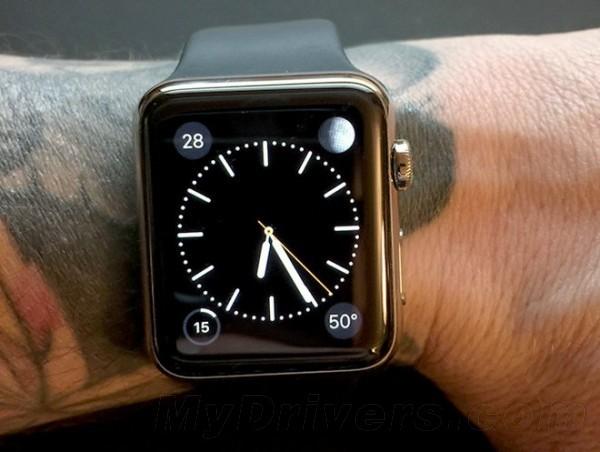 小小纹身让Apple Watch传感器失效