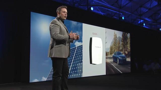 特斯拉发布家用电池 价格低廉是惊喜