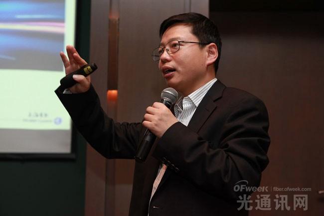 光网络市场持续升温  上海贝尔OTN2.O领跑技术发展