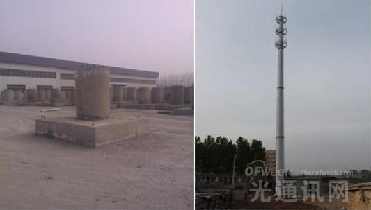 铁塔公司上演速度与激情:4G铁塔建设大快好省