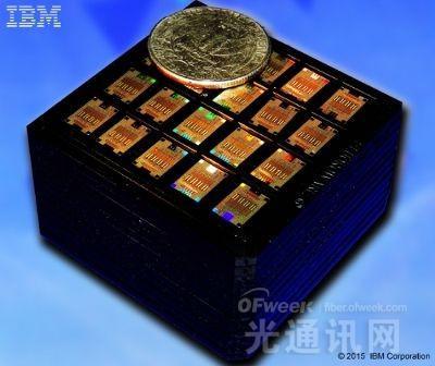 """传输速度再上新台阶  IBM携""""硅光子学""""破瓶颈"""