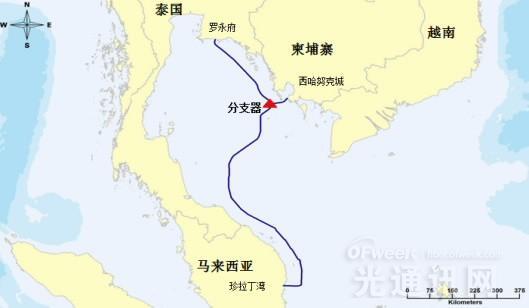 华为海洋加盟MCT  合力修建MCT海底光缆