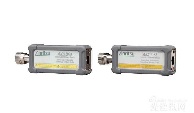 安立公司推出通用USB功率传感器