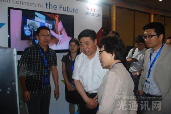 大唐电信集团亮相5G峰会 率先推出5G综合验证平台