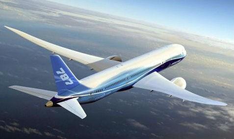 波音787客机软件存缺陷 或致丧失电源