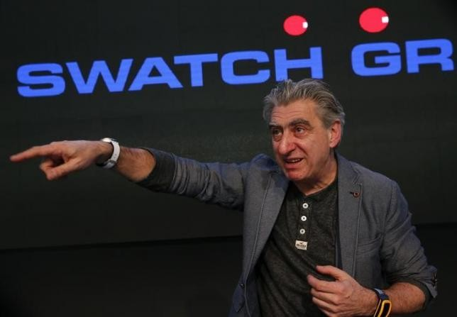 瑞士Swatch将发布新电池:一次充电撑6个月 完爆苹果
