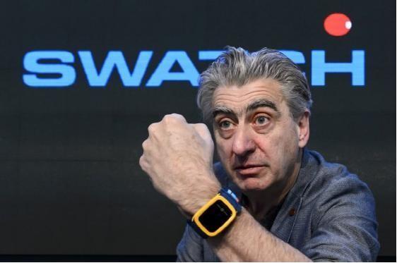 斯沃琪明年推超级电池 智能手表续航糟糕问题有救