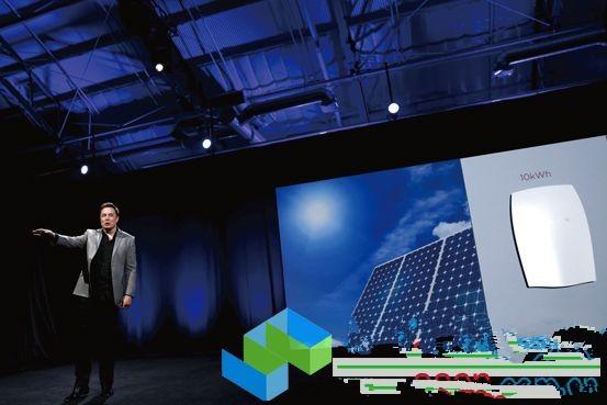 特斯拉掀起最具革命性的绿色能源技术:电力储能技术