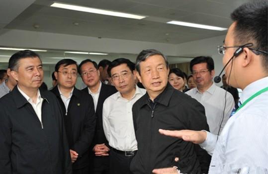 """马凯副总理强调推进""""互联网+充电设施"""""""