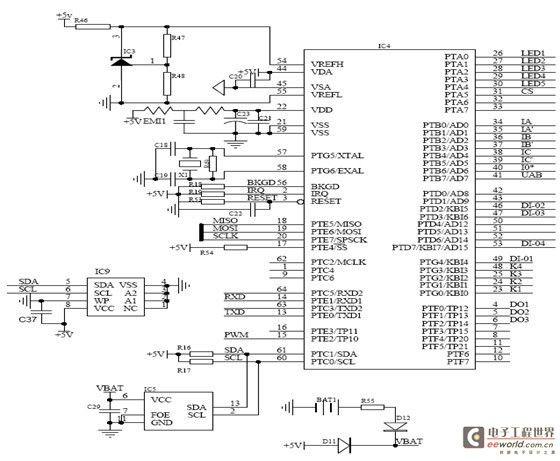 电路 电路图 电子 工程图 平面图 原理图 560_461