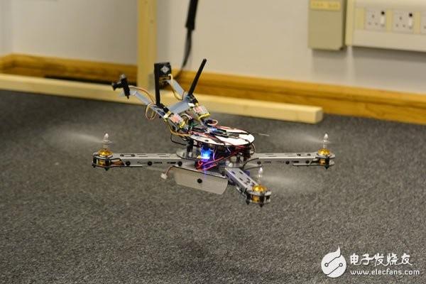 盘点无人机飞控大脑与MEMS传感器