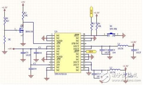 车载导航系统电路设计原理分析