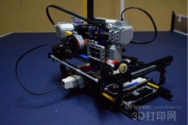 乐高3d打印机只打印乐高积木