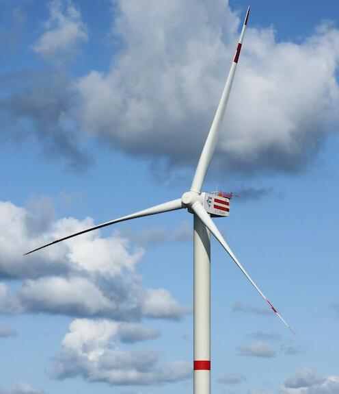 没有扇叶的风力发电机,长什么样?