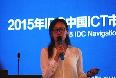 IDC分析师孙剑宇:中国物联网市场发展有四趋势