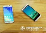 猎户座PK骁龙810!三星Galaxy S6对比HTC M9评测